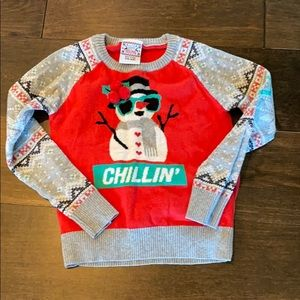 Kids Christmas sweater